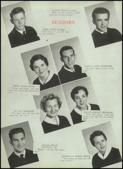 Page 16, 1957 Edition, Liberty High School - Devilier Yearbook (Liberty, SC) online yearbook collection
