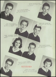 Page 17, 1957 Edition, Liberty High School - Devilier Yearbook (Liberty, SC) online yearbook collection
