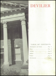 Page 7, 1957 Edition, Liberty High School - Devilier Yearbook (Liberty, SC) online yearbook collection