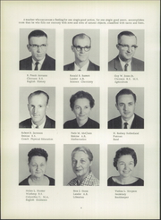 Page 12, 1962 Edition, Crescent High School - Tiger Tales Yearbook (Iva, SC) online yearbook collection