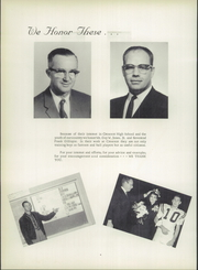 Page 8, 1962 Edition, Crescent High School - Tiger Tales Yearbook (Iva, SC) online yearbook collection