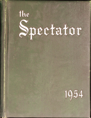 1954 Edition, Bennettsville High School - Spectator Yearbook (Bennettsville, SC)