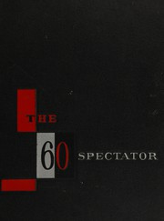 1960 Edition, Bennettsville High School - Spectator Yearbook (Bennettsville, SC)