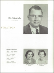 Page 11, 1957 Edition, McClenaghan High School - Florentine Yearbook (Florence, SC) online yearbook collection