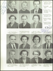 Page 12, 1957 Edition, McClenaghan High School - Florentine Yearbook (Florence, SC) online yearbook collection
