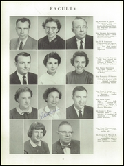 Page 14, 1957 Edition, McClenaghan High School - Florentine Yearbook (Florence, SC) online yearbook collection