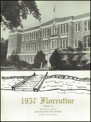 Page 6, 1957 Edition, McClenaghan High School - Florentine Yearbook (Florence, SC) online yearbook collection