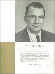 Page 9, 1957 Edition, McClenaghan High School - Florentine Yearbook (Florence, SC) online yearbook collection