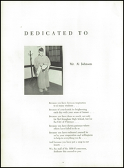 Page 10, 1958 Edition, McClenaghan High School - Florentine Yearbook (Florence, SC) online yearbook collection