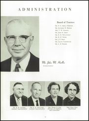 Page 14, 1958 Edition, McClenaghan High School - Florentine Yearbook (Florence, SC) online yearbook collection
