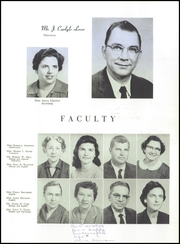 Page 15, 1958 Edition, McClenaghan High School - Florentine Yearbook (Florence, SC) online yearbook collection