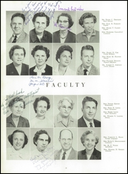 Page 16, 1958 Edition, McClenaghan High School - Florentine Yearbook (Florence, SC) online yearbook collection