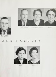 Page 13, 1960 Edition, McClenaghan High School - Florentine Yearbook (Florence, SC) online yearbook collection