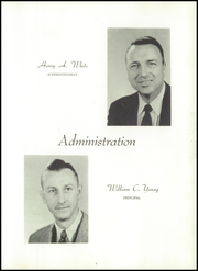 Page 9, 1949 Edition, Winyah High School - Gator Yearbook (Georgetown, SC) online yearbook collection