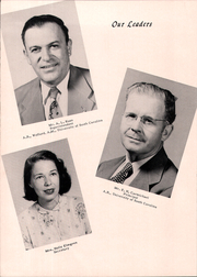 Page 12, 1956 Edition, Aynor High School - Revue Yearbook (Aynor, SC) online yearbook collection