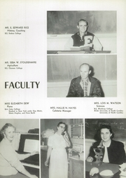 Page 14, 1959 Edition, Latta High School - Lattatude Yearbook (Latta, SC) online yearbook collection