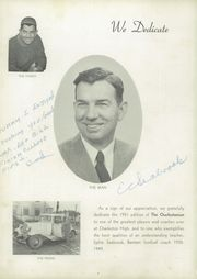 Page 10, 1951 Edition, High School of Charleston - Charlestonian Yearbook (Charleston, SC) online yearbook collection