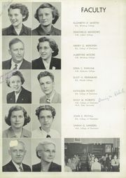 Page 14, 1951 Edition, High School of Charleston - Charlestonian Yearbook (Charleston, SC) online yearbook collection