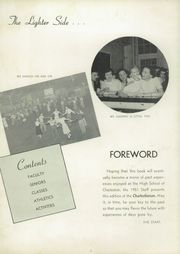 Page 8, 1951 Edition, High School of Charleston - Charlestonian Yearbook (Charleston, SC) online yearbook collection