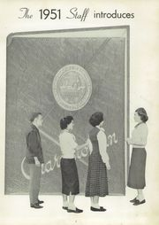 Page 9, 1951 Edition, High School of Charleston - Charlestonian Yearbook (Charleston, SC) online yearbook collection