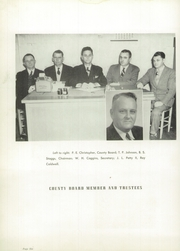 Page 10, 1952 Edition, Landrum High School - Bagpipe Yearbook (Landrum, SC) online yearbook collection