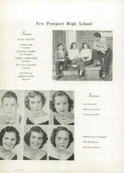 Page 16, 1952 Edition, Landrum High School - Bagpipe Yearbook (Landrum, SC) online yearbook collection