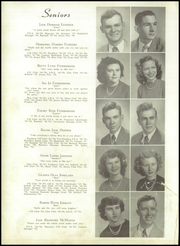 Page 10, 1950 Edition, Buford High School - Echo Yearbook (Lancaster, SC) online yearbook collection