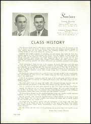 Page 12, 1950 Edition, Buford High School - Echo Yearbook (Lancaster, SC) online yearbook collection