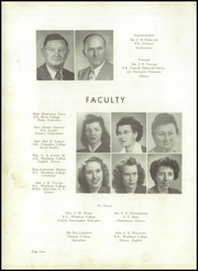 Page 8, 1950 Edition, Buford High School - Echo Yearbook (Lancaster, SC) online yearbook collection