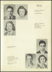 Page 17, 1950 Edition, Lamar High School - Elixir Yearbook (Lamar, SC) online yearbook collection