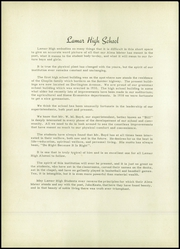 Page 8, 1950 Edition, Lamar High School - Elixir Yearbook (Lamar, SC) online yearbook collection