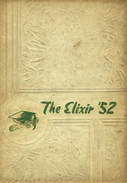 Page 1, 1952 Edition, Lamar High School - Elixir Yearbook (Lamar, SC) online yearbook collection