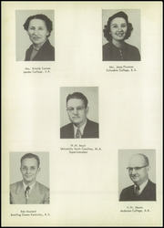 Page 14, 1952 Edition, Lamar High School - Elixir Yearbook (Lamar, SC) online yearbook collection