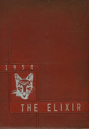 Page 1, 1954 Edition, Lamar High School - Elixir Yearbook (Lamar, SC) online yearbook collection