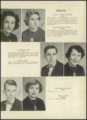 Page 13, 1954 Edition, Lamar High School - Elixir Yearbook (Lamar, SC) online yearbook collection