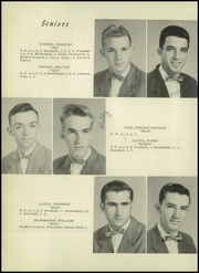 Page 14, 1954 Edition, Lamar High School - Elixir Yearbook (Lamar, SC) online yearbook collection