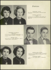 Page 15, 1954 Edition, Lamar High School - Elixir Yearbook (Lamar, SC) online yearbook collection