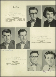Page 16, 1954 Edition, Lamar High School - Elixir Yearbook (Lamar, SC) online yearbook collection