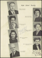 Page 9, 1954 Edition, Lamar High School - Elixir Yearbook (Lamar, SC) online yearbook collection