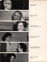 Page 14, 1963 Edition, Dentsville High School - Cougar Yearbook (Columbia, SC) online yearbook collection