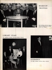 Page 16, 1963 Edition, Dentsville High School - Cougar Yearbook (Columbia, SC) online yearbook collection