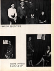 Page 17, 1963 Edition, Dentsville High School - Cougar Yearbook (Columbia, SC) online yearbook collection
