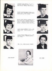 Page 14, 1951 Edition, Westminster High School - Yellow Jacket Yearbook (Westminster, SC) online yearbook collection