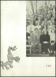 Page 14, 1950 Edition, York High School - White Rose Yearbook (York, SC) online yearbook collection