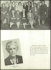 Page 16, 1950 Edition, York High School - White Rose Yearbook (York, SC) online yearbook collection