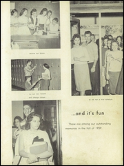Page 9, 1960 Edition, Leavelle McCampbell High School - Strata Yearbook (Graniteville, SC) online yearbook collection
