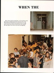 Page 6, 1977 Edition, Thornwell School - Saint Yearbook (Clinton, SC) online yearbook collection