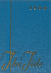 1960 Edition, Rivers High School - Tide Yearbook (Charleston, SC)