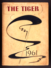 Page 1, 1961 Edition, Carver High School - Tiger Yearbook (Spartanburg, SC) online yearbook collection