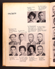 Page 10, 1961 Edition, Carver High School - Tiger Yearbook (Spartanburg, SC) online yearbook collection